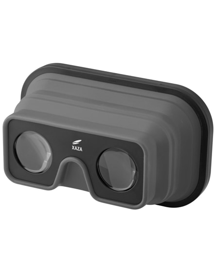 branded sil-val foldable silicone virtual reality glasses