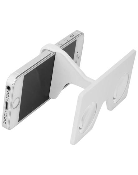 branded vish mini virtual reality glasses with clip