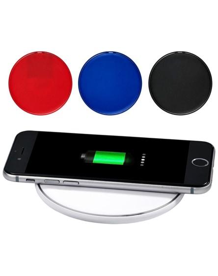 branded lean wireless charging pad