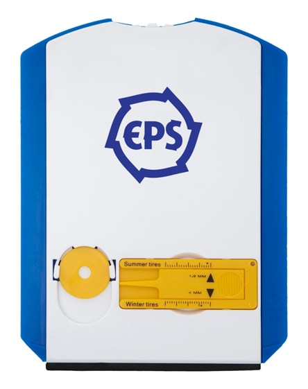 branded spot 5-in-1 parking disc