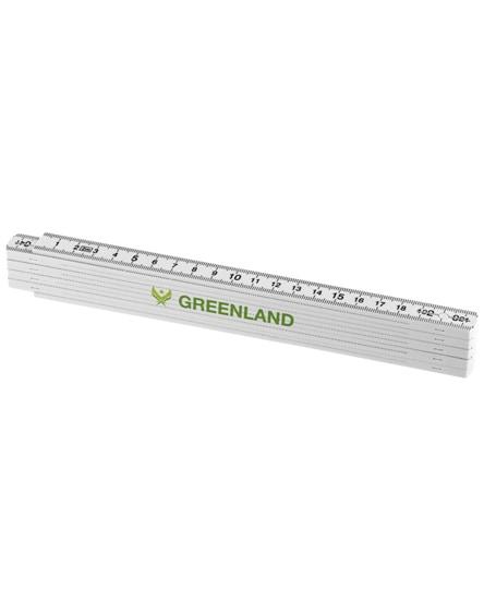 branded monty 2 metre foldable ruler