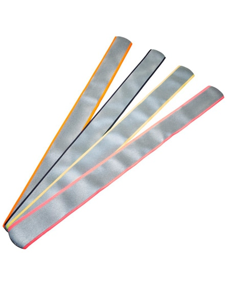 branded felix reflective slap wrap