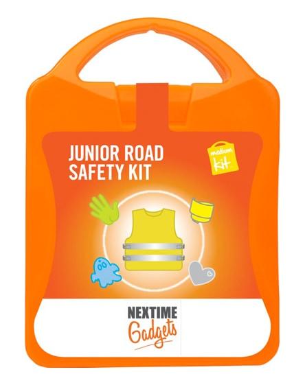 branded mykit m junior road safety kit