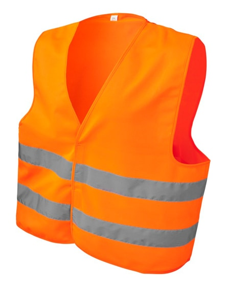 branded see-me-too xl safety vest for non-professional use
