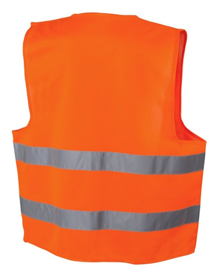 branded see-me xl safety vest for professional use