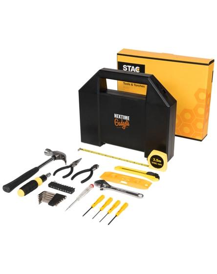 branded poseidon 31-piece tool box