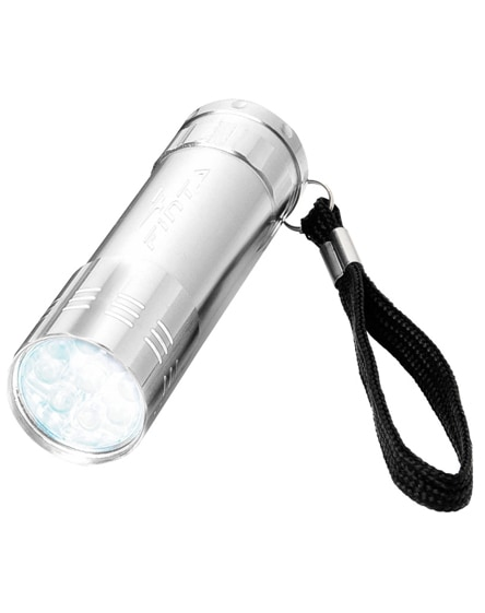 branded leonis 9-led torch light
