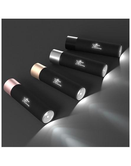 branded scx.design f10 2500 mah light-up flashlight