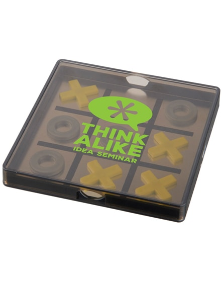 branded winnit magnetic tic-tac-toe game