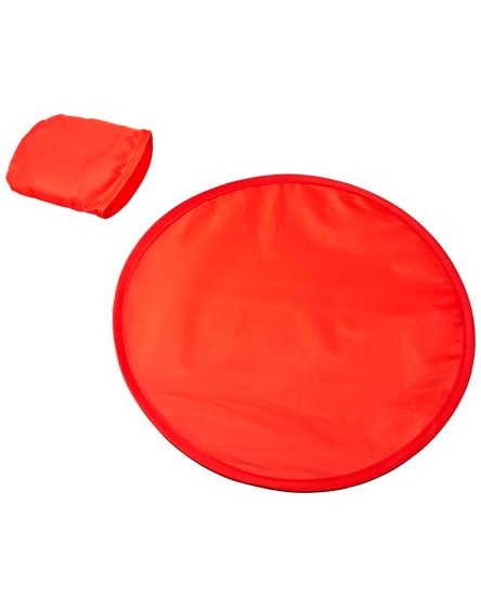 branded fold-up frisbee