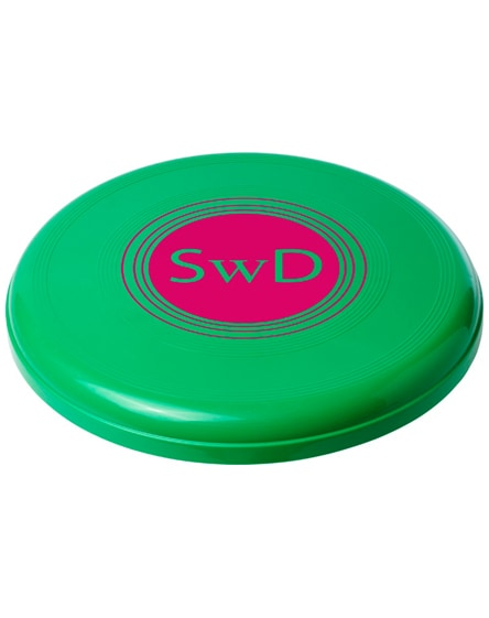 branded max plastic dog frisbee