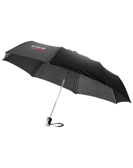 """branded alex 21.5"""" foldable auto open/close umbrella"""