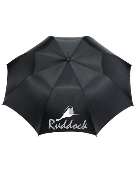 "branded argon 30"" foldable auto open umbrella"