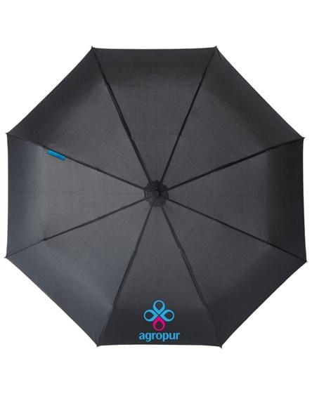 """branded trav 21.5"""" foldable auto open/close umbrella"""