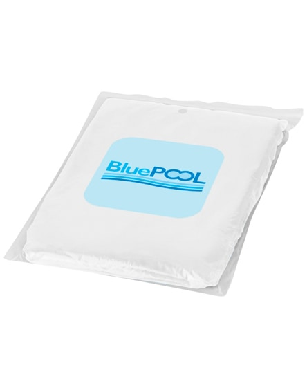 branded mays 100% biodegradable poncho