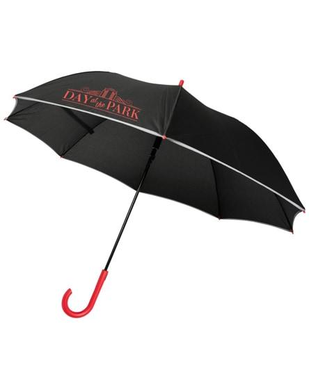 "branded felice 23"" auto open windproof reflective umbrella"