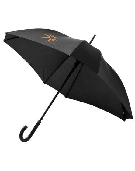"""branded neki 23.5"""" square-shaped auto open umbrella"""