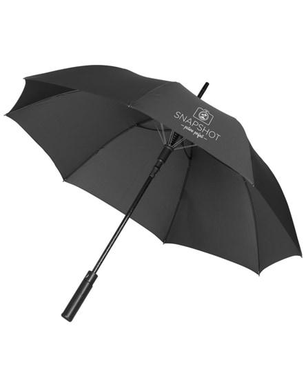 """branded riverside 23"""" auto open windproof umbrella"""