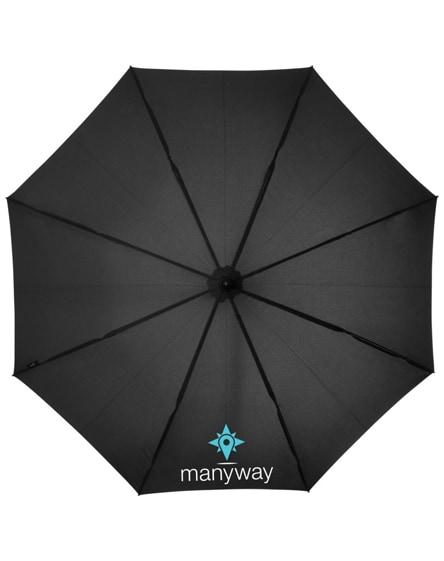 """branded noon 23"""" auto open windproof umbrella"""