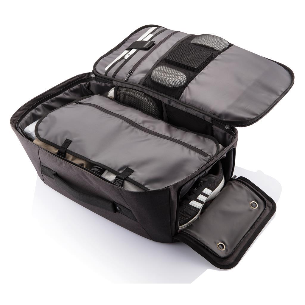 Bobby Duffle Anti Theft Travel Bag