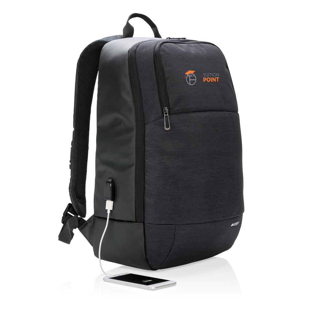 "Modern 15"" Laptop Backpack"