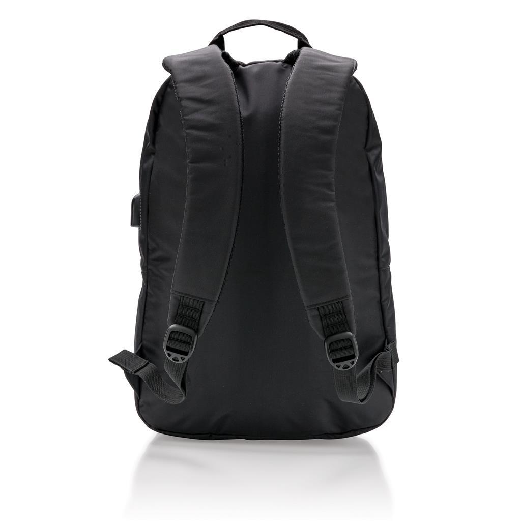 Power Usb Laptop Backpack