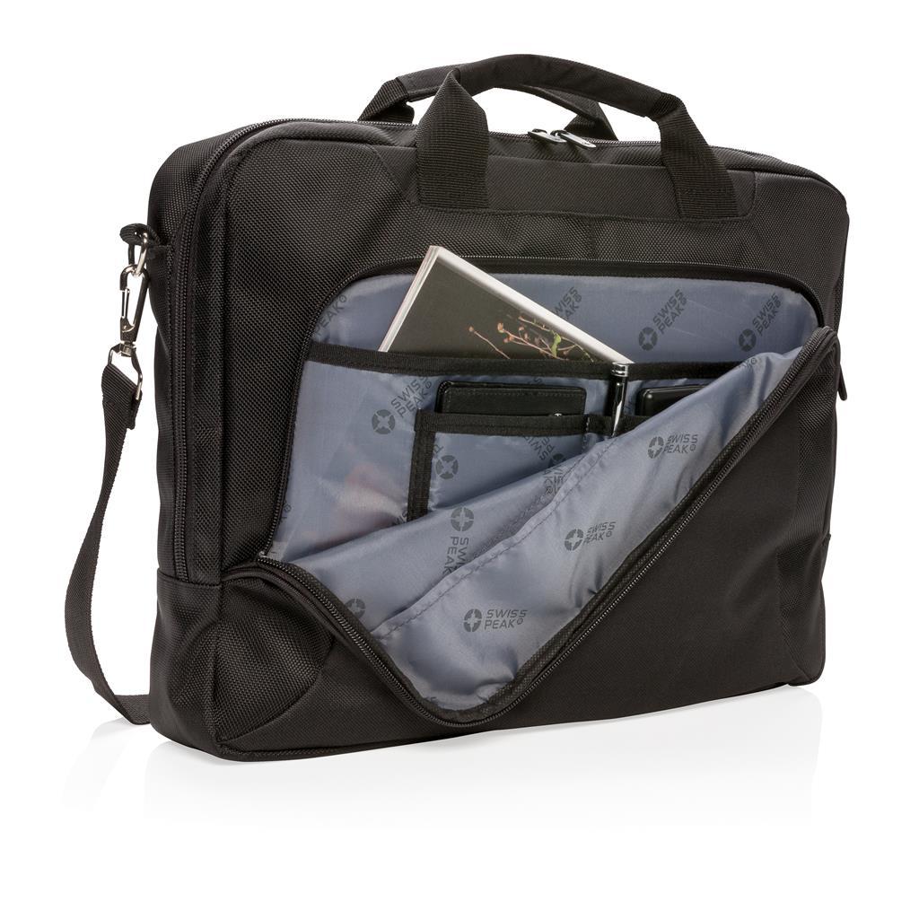 """Deluxe 15"""" Laptop Bag"""
