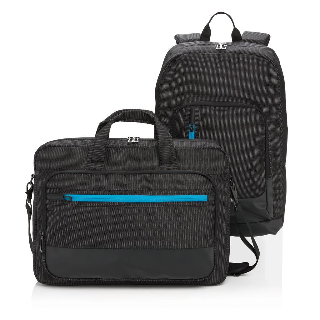 """Elite 15.6"""" Usb Rechargeable Laptop Bag"""