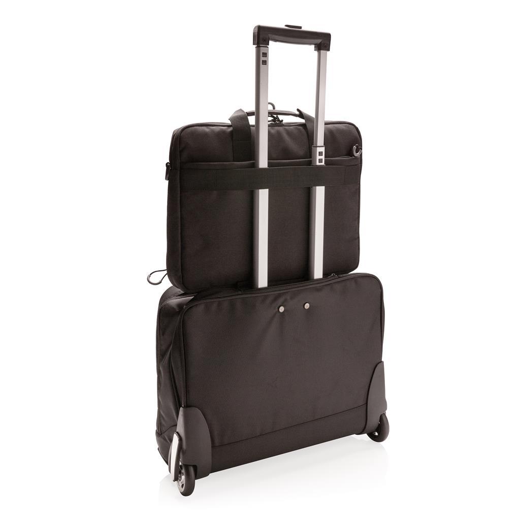 Swiss Peak Rfid Laptop Bag Pvc Free