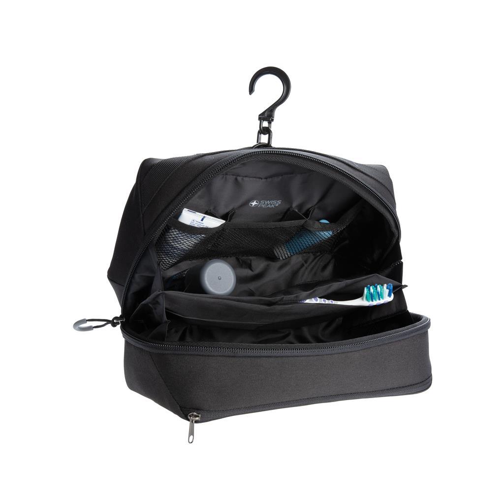 Swiss Peak Toiletry Bag Pvc Free