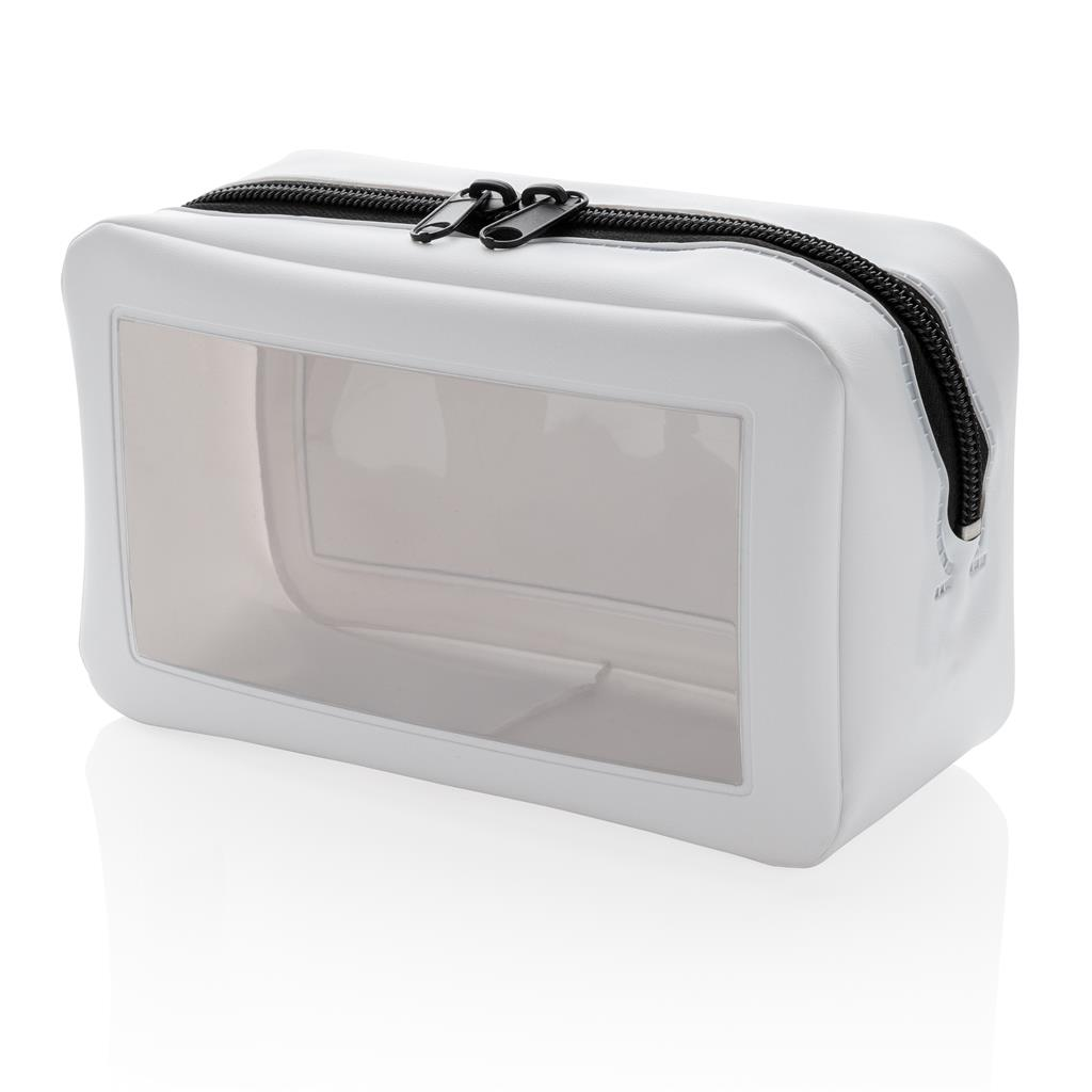 Transparent Travel Case