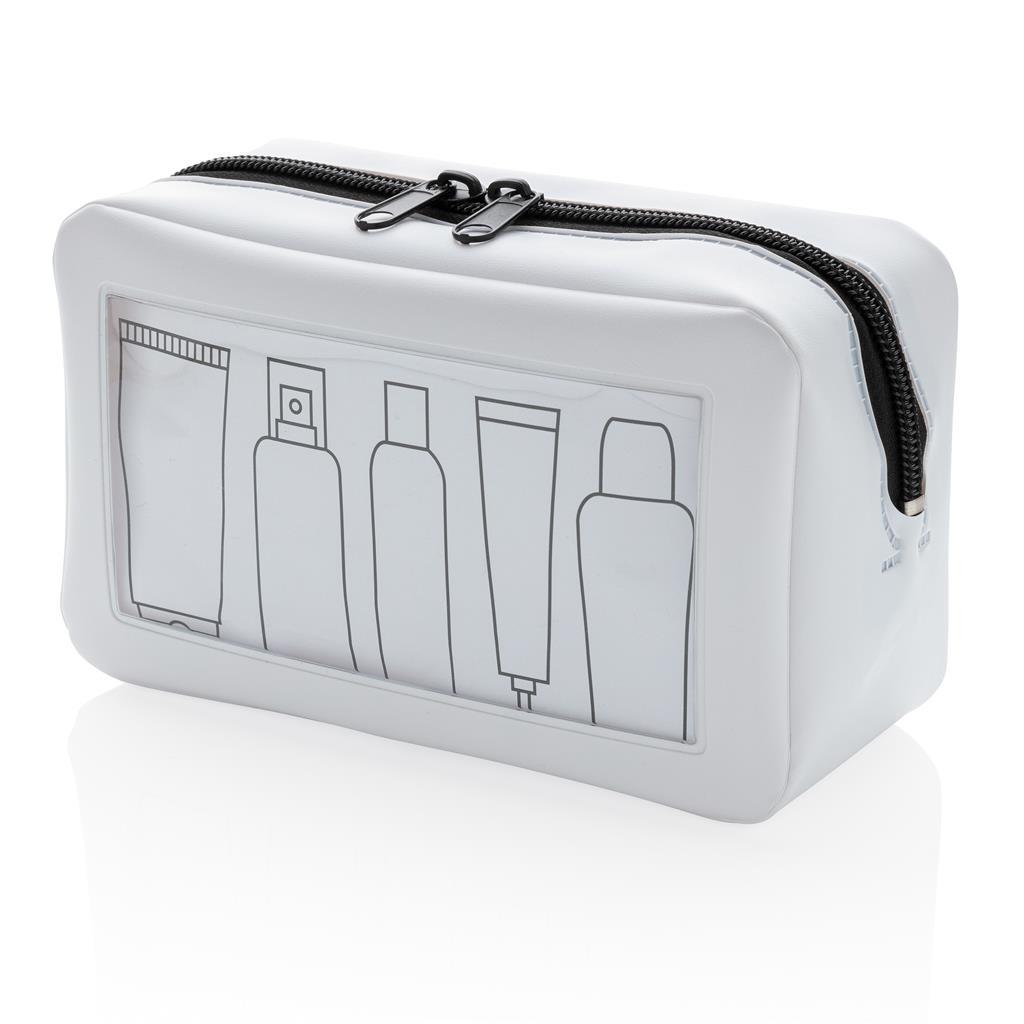 Transparent Travel Case