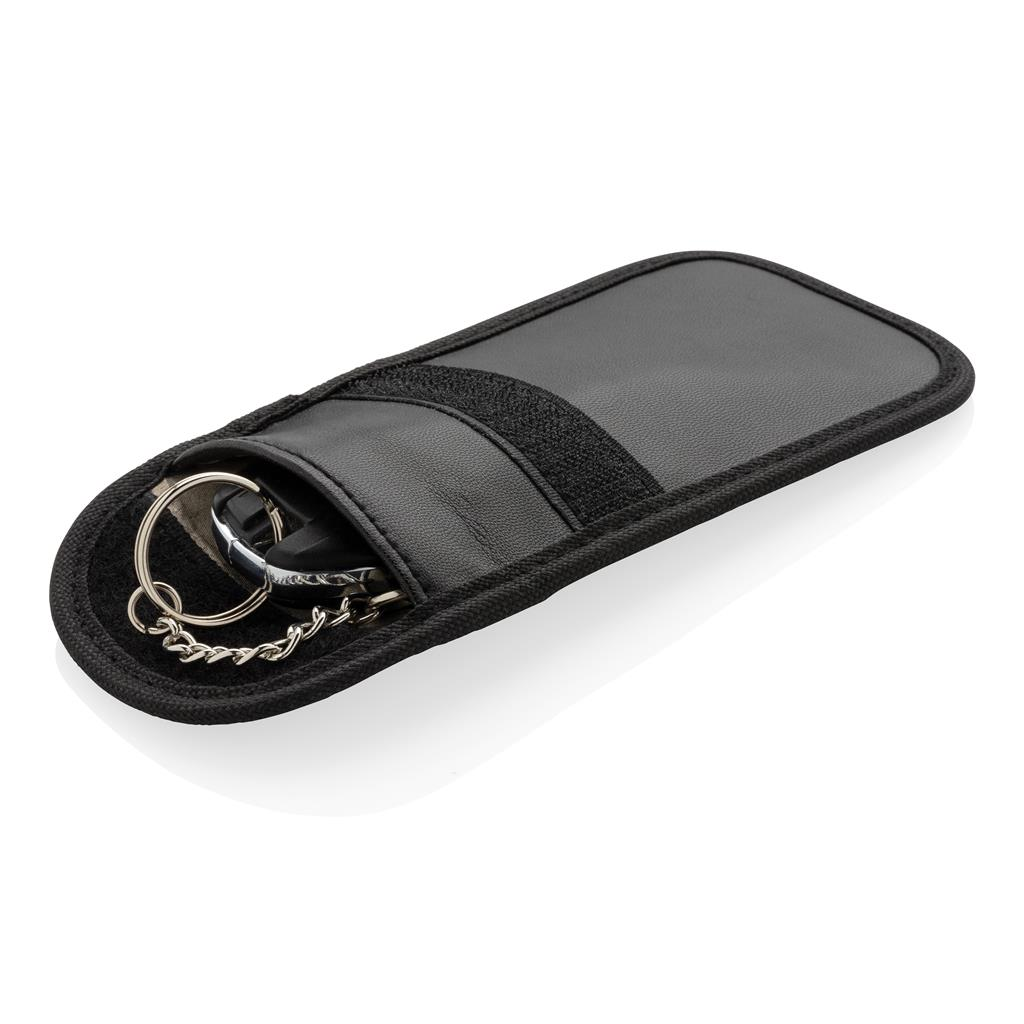 Anti Theft Rfid Car Key Pouch