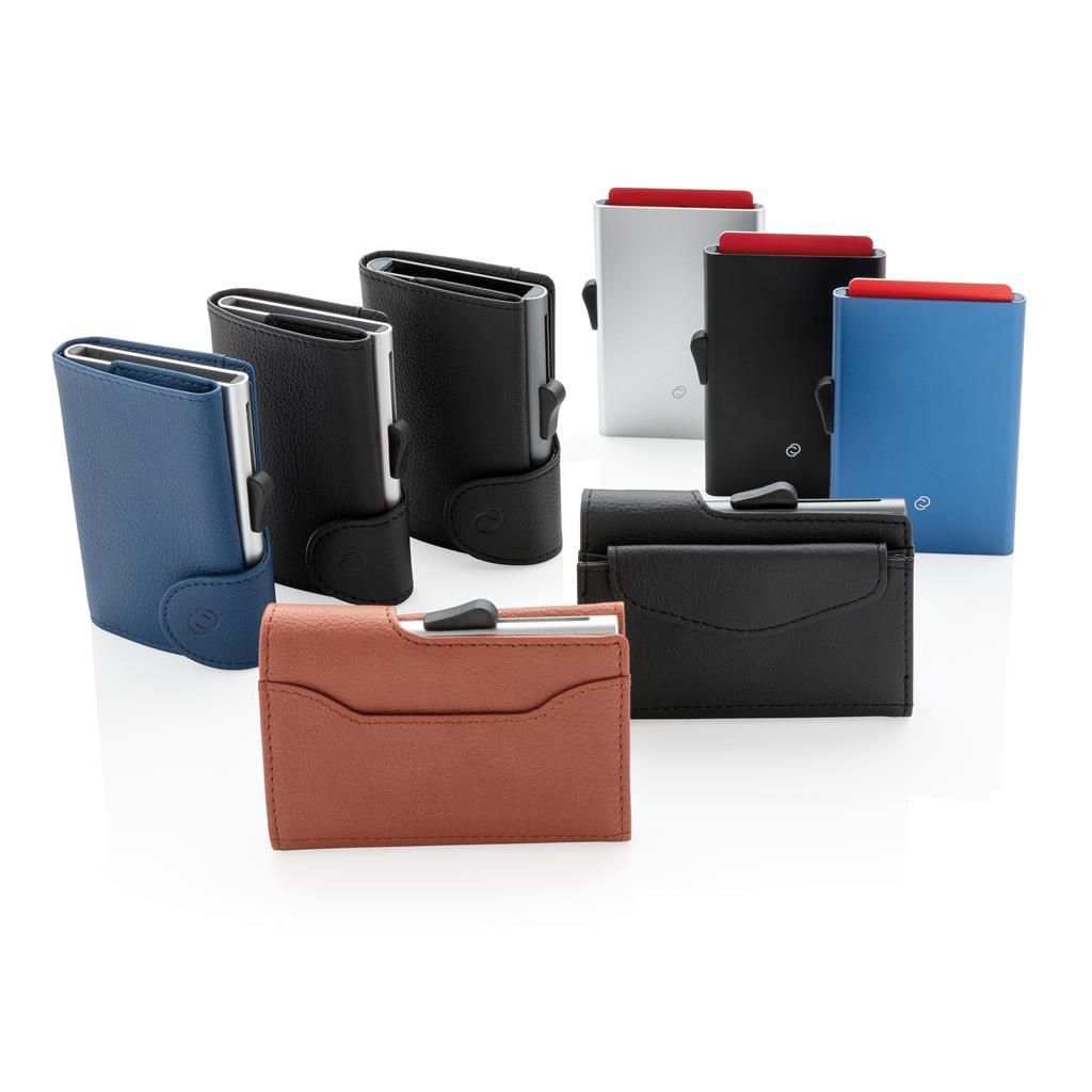 C Secure Rfid Card Holder & Wallet