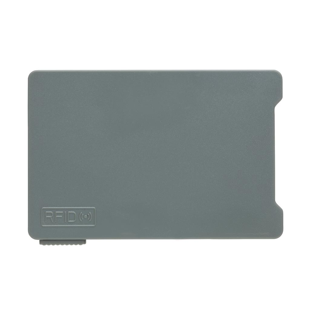 Multiple Cardholder With Rfid Anti Skimming