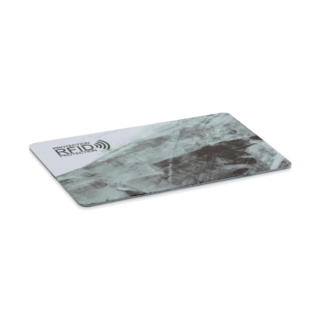 Printed Sample Anti Skimming Rfid Shield Card