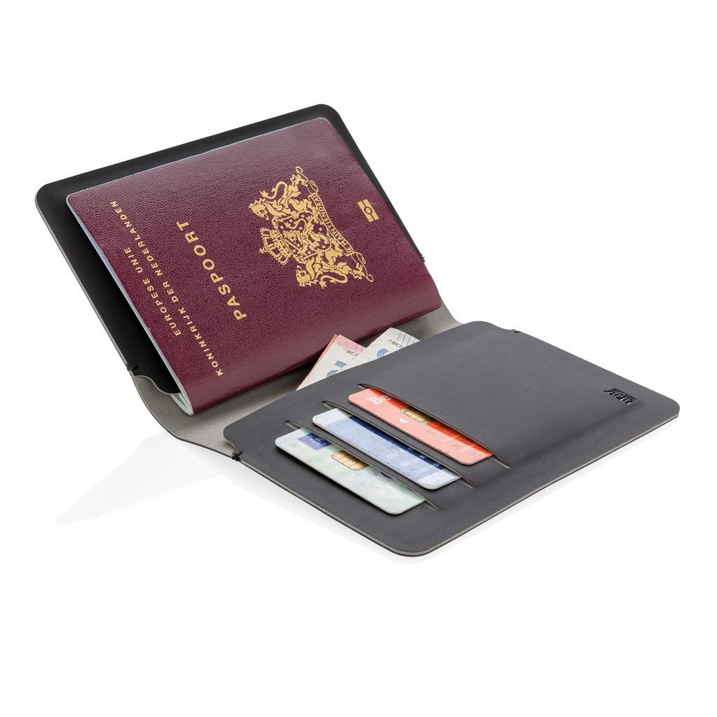 Quebec Rfid Safe Passport Holder