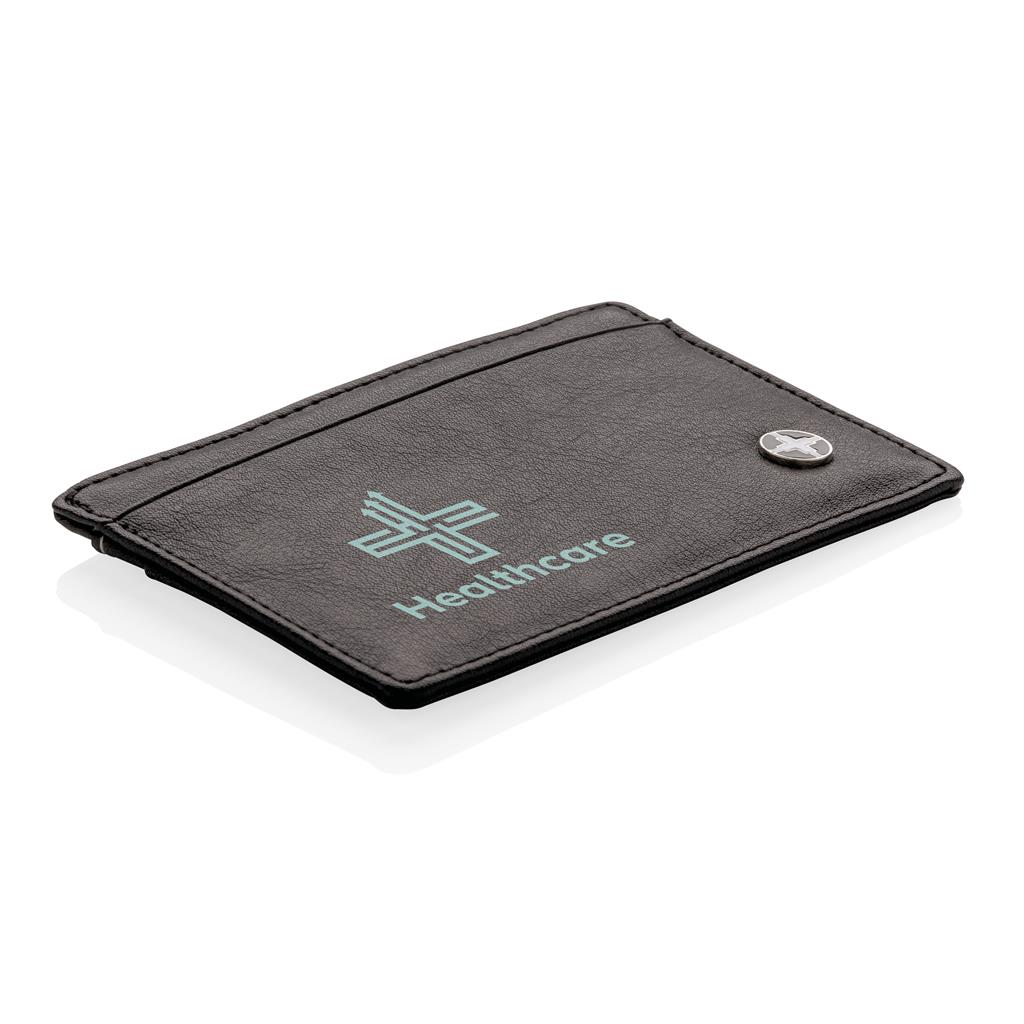Rfid Anti Skimming Card Holder