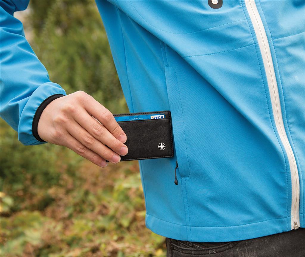 Rfid Anti Skimming Card Holder