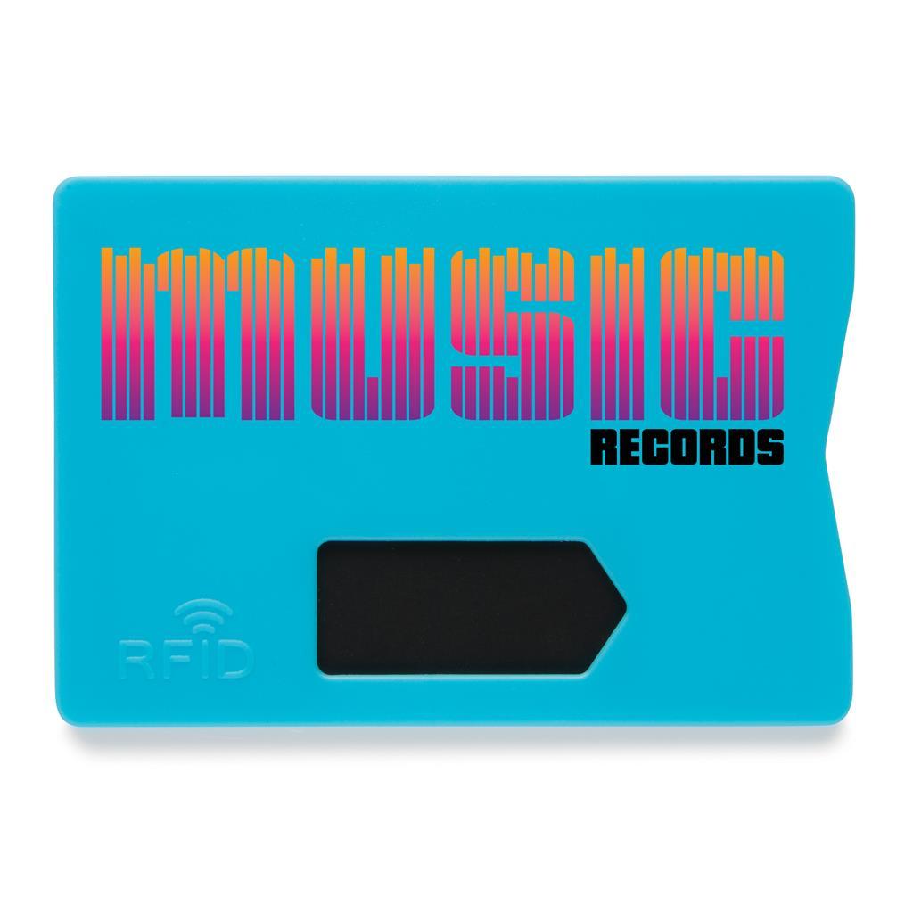 Rfid Anti Skimming Cardholder