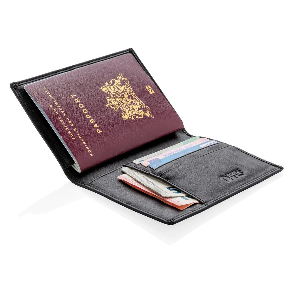 Rfid Anti Skimming Passport Holder