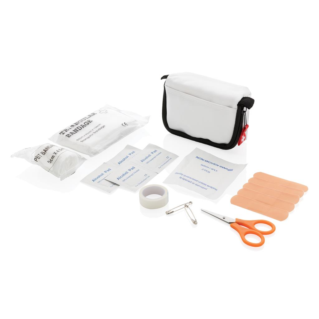 First Aid Set In Pouch