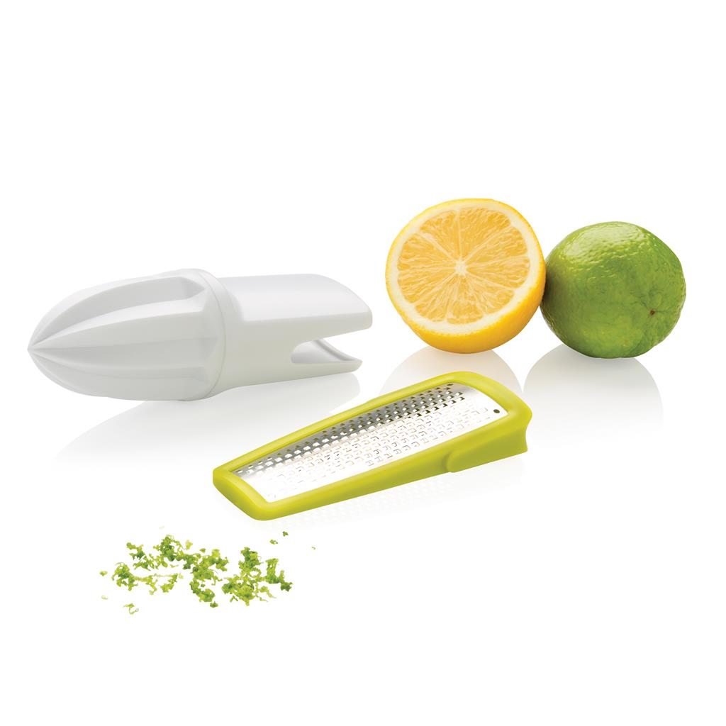 2 In 1 Citrus Zester And Grater