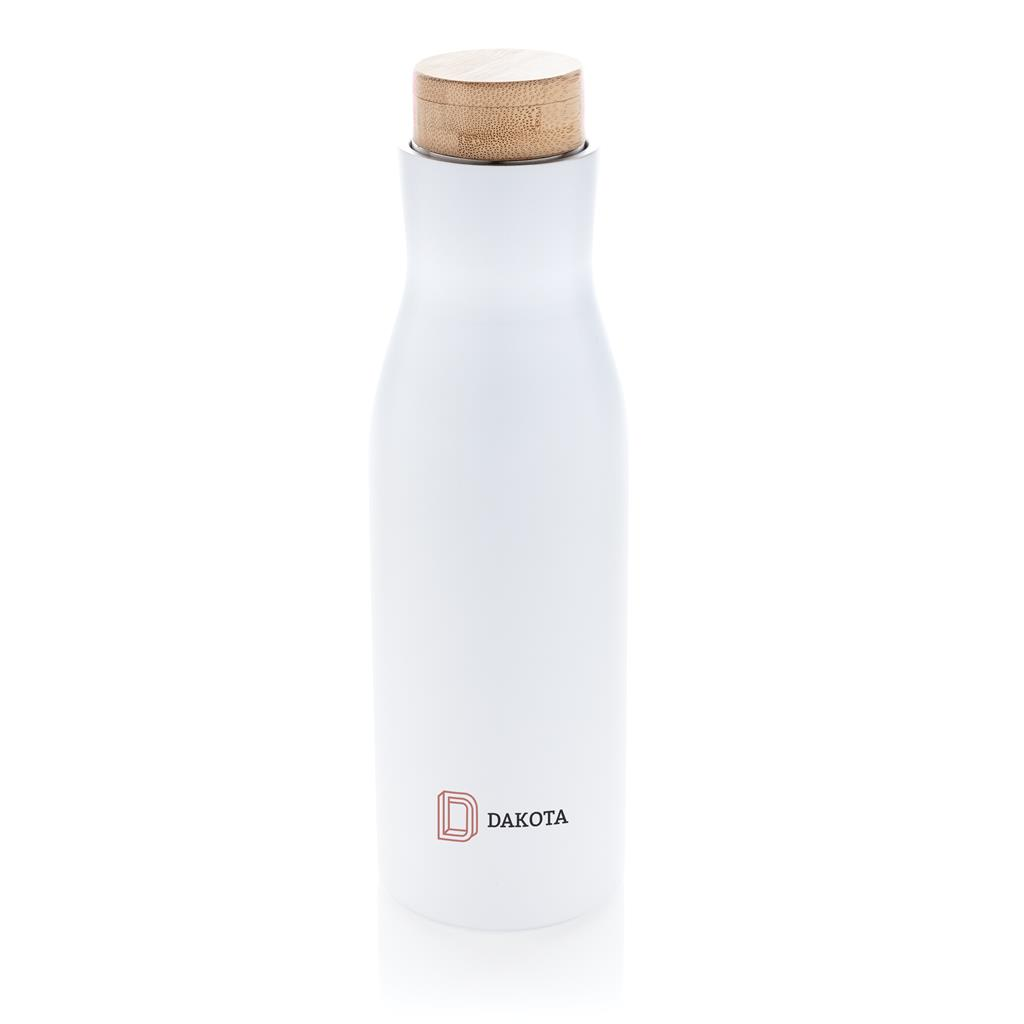 Clima Leakproof Vacuum Bottle With Steel Lid