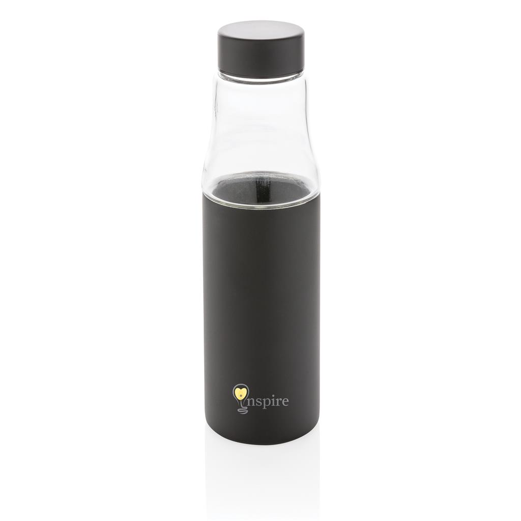 Hybrid Leakproof Glass And Vacuum Bottle