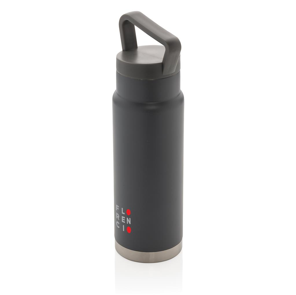 Leakproof Vacuum On The Go Bottle With Handle
