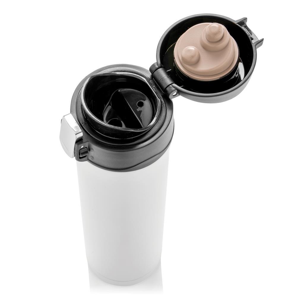 Printed Sample Easy Lock Vacuum Flask