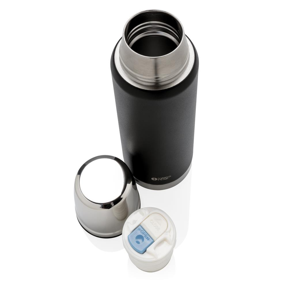 Swiss Peak Elite 0.5L Copper Vacuum Flask