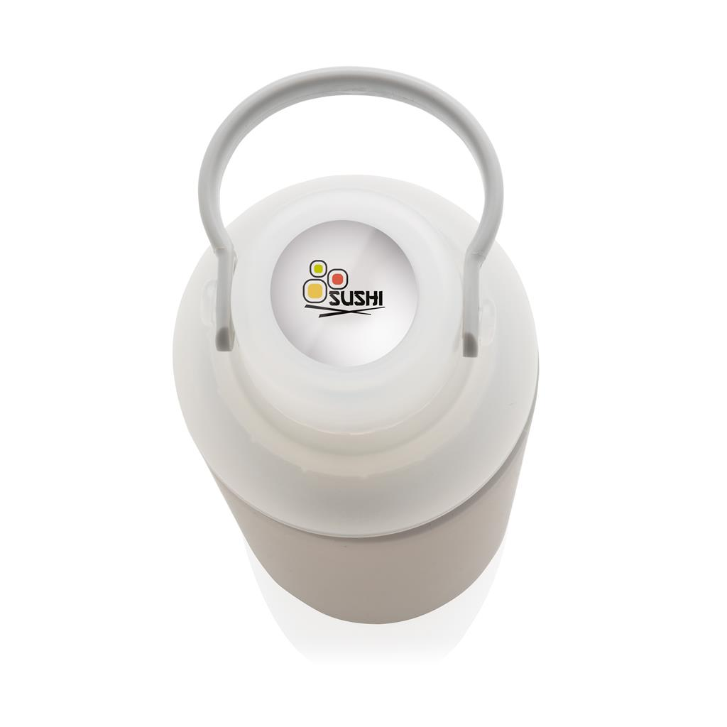 Glass Water Bottle With Silicon Sleeve