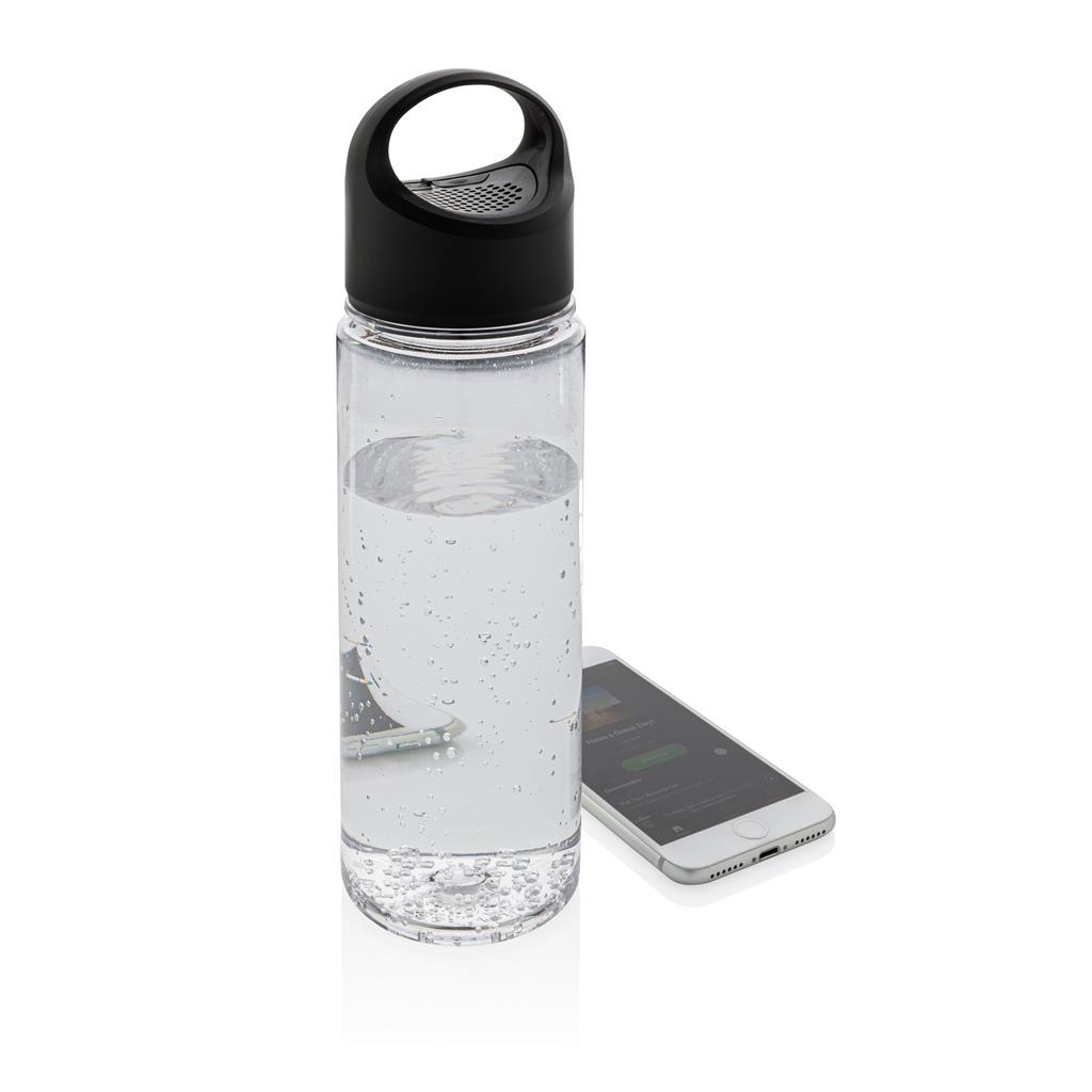 Water Bottle With Wireless Speaker